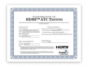ATC證書